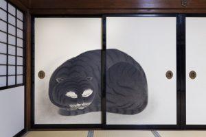 相国寺 林光院 襖絵『虎図』